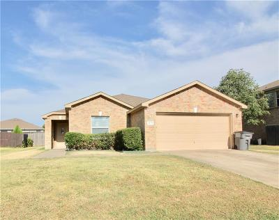 Dallas County Single Family Home For Sale: 4634 Creekview Lane