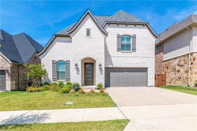 Carrollton Single Family Home For Sale: 4569 Sir Craig Drive