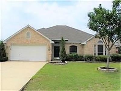 Haltom City Residential Lease For Lease: 6045 Bent Creek Drive