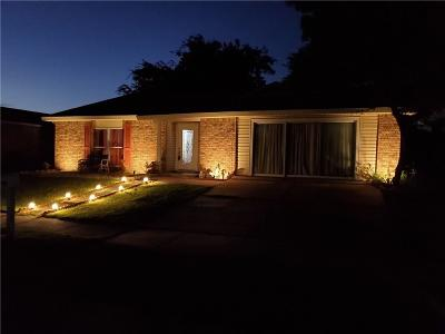 Tarrant County Single Family Home For Sale: 4117 Longstraw Drive