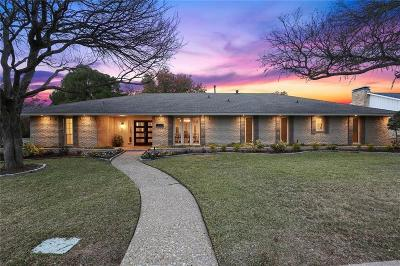 Dallas Single Family Home For Sale: 4005 Mendenhall Drive