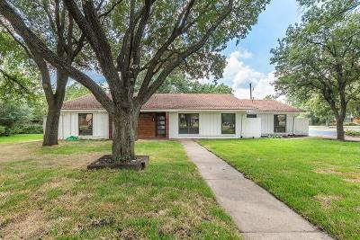 Irving Single Family Home For Sale: 1000 Michael Court