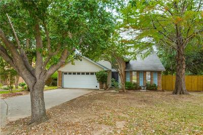 Tarrant County Single Family Home For Sale: 3409 Derby Circle