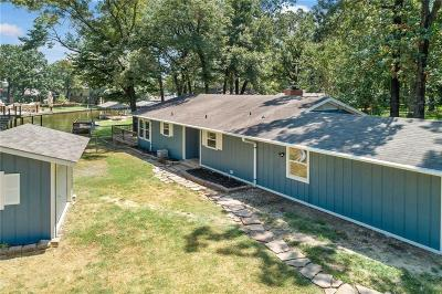 Mabank Single Family Home For Sale: 105 Deer Island Road