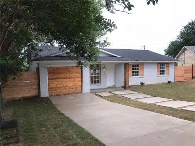 Dallas County Single Family Home For Sale: 507 Botany Bay Drive