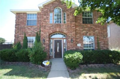 Mesquite Single Family Home For Sale: 3314 Springleaf Drive