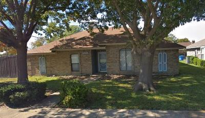 Dallas County Single Family Home For Sale: 2301 Brownlee Boulevard