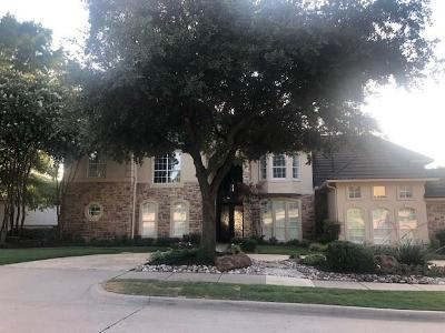 Frisco TX Single Family Home Active Option Contract: $1,100,000