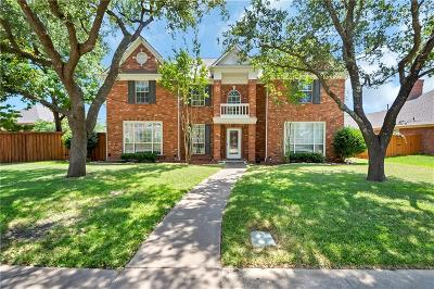 Richardson Single Family Home For Sale: 2104 Woodbury Place