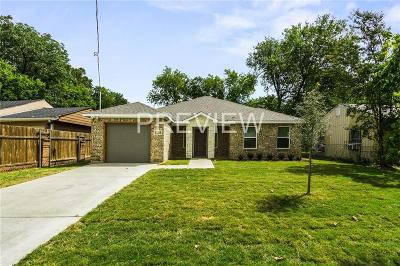 Dallas Single Family Home For Sale: 4154 Gladewater Road