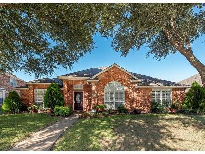 Frisco Residential Lease For Lease: 11212 Jereme Trail