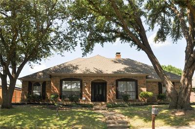 Carrollton Single Family Home For Sale: 2209 Timberwood