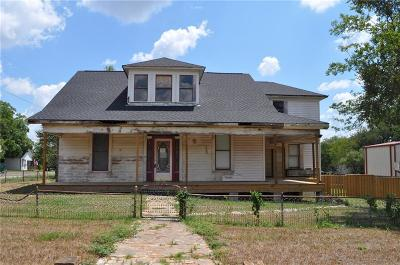 Maypearl Single Family Home For Sale: 411 Main Street