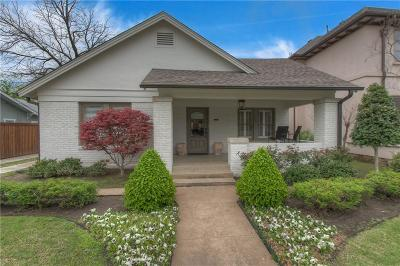 Fort Worth Single Family Home For Sale: 4057 W 7th Street