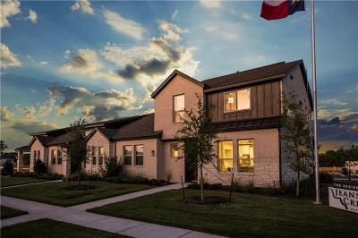Dallas County, Denton County, Collin County, Cooke County, Grayson County, Jack County, Johnson County, Palo Pinto County, Parker County, Tarrant County, Wise County Townhouse For Sale: 1213 Pebblebrook Drive