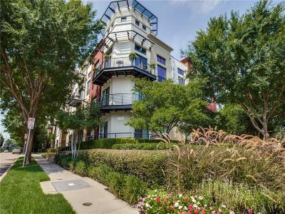 Dallas Condo For Sale: 4605 Cedar Springs Road #221