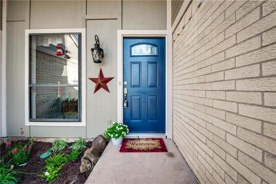 Fort Worth Single Family Home For Sale: 1821 Heidelberg Drive