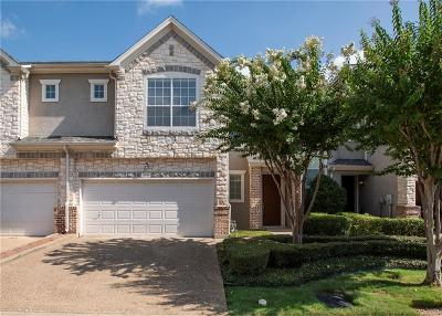 Irving Townhouse For Sale: 2517 Champagne Drive