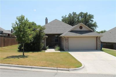 Aledo Single Family Home For Sale: 709 Westgate Drive