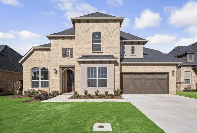 Flower Mound Single Family Home For Sale: 6308 Prairie Brush