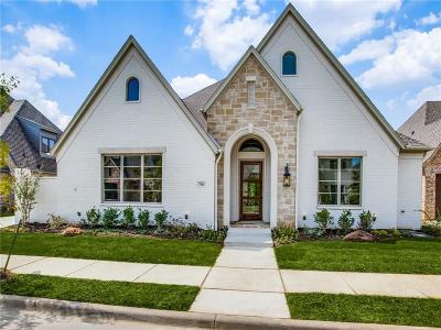 Southlake Single Family Home For Sale: 716 Winding Ridge Trail