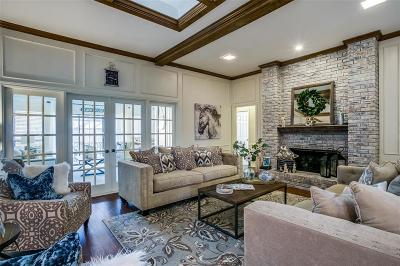 Collin County Single Family Home For Sale: 3553 Leathertop Drive