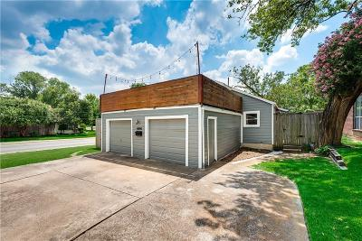 Dallas Single Family Home For Sale: 6046 Goliad Avenue