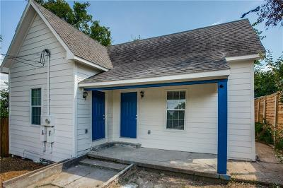 Oak Cliff Multi Family Home For Sale: 812 Sabine Street