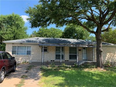 Lancaster Single Family Home For Sale: 601 W Main