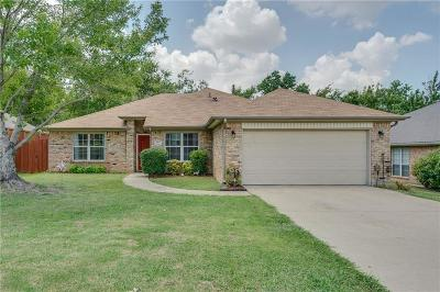 Lewisville Single Family Home For Sale: 605 Blair Drive
