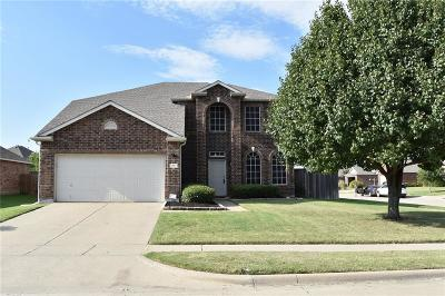 Wylie Single Family Home For Sale: 1212 Columbus Lane
