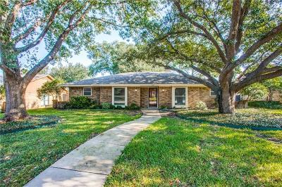 Lewisville Single Family Home For Sale: 1519 Chisolm Trail