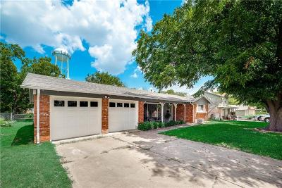Benbrook Single Family Home For Sale: 8104 Redwood Drive