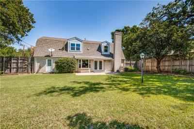 Farmers Branch Single Family Home For Sale: 12343 Veronica Road