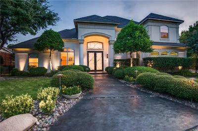 Plano Single Family Home For Sale: 6640 Whispering Woods Court