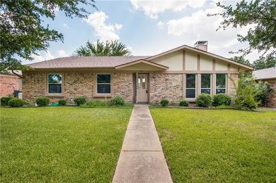 Carrollton Single Family Home Active Option Contract: 1004 Bellflower Court