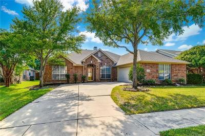 Corinth Single Family Home For Sale: 1119 Postwood Drive