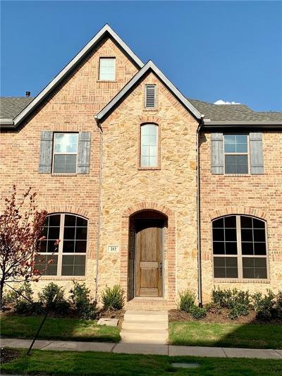 Flower Mound Residential Lease For Lease: 212 Indian Hills