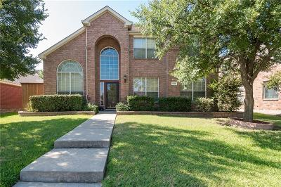 Frisco Single Family Home For Sale: 7279 Chinquapin Drive