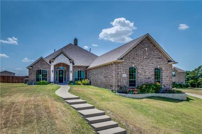 Midlothian Single Family Home For Sale: 1621 Chuckwagon Drive