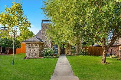 Frisco Single Family Home For Sale: 9881 Camelot Drive