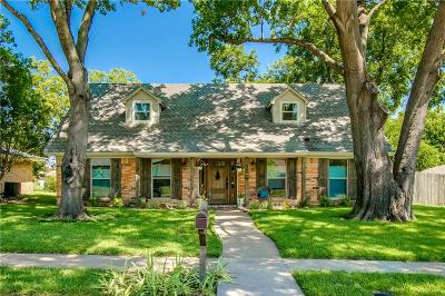 Plano Single Family Home For Sale: 1733 Westridge Drive