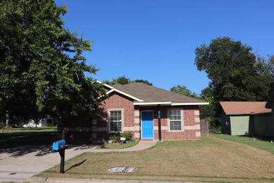Cooke County Single Family Home For Sale: 706 Throckmorton