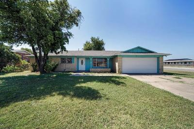 Palo Pinto County Single Family Home For Sale: 1700 SE 12th Street