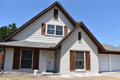 Garland Residential Lease For Lease: 1401 Carroll Drive