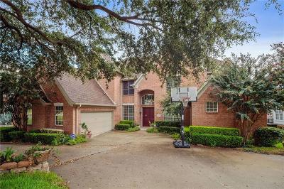 Collin County Single Family Home For Sale: 7608 Stoney Point Drive