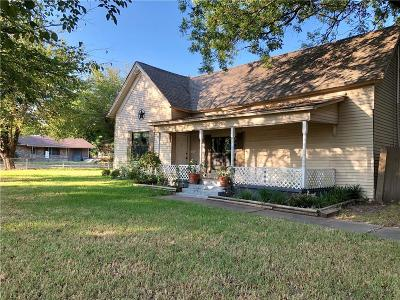 Kemp Single Family Home For Sale: 203 S Dallas Street