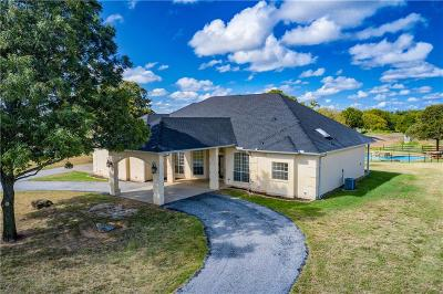 Single Family Home For Sale: 201 N Garza Road