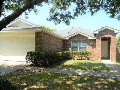 Little Elm Single Family Home For Sale: 505 Port Arthur Drive