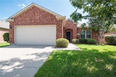 McKinney Single Family Home For Sale: 7601 Burton Lane